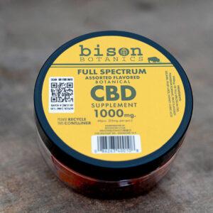 1000mg full spectrum cbd gummy