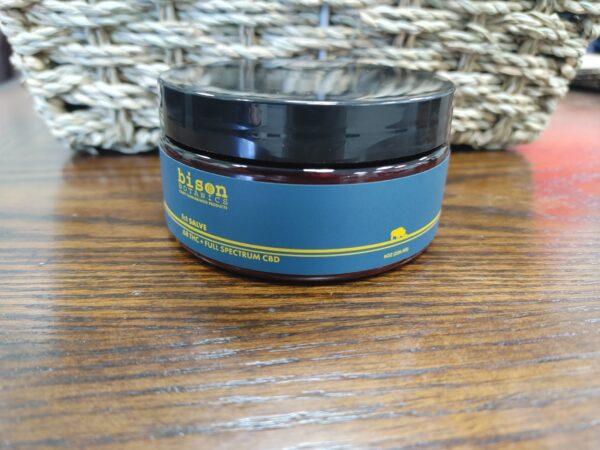 Large 8oz 1:1 Full Spectrum CBD & Delta-8 THC Salve Jar