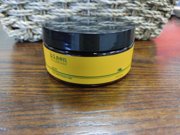 Large 8oz Full Spectrum CBD Salve Jar